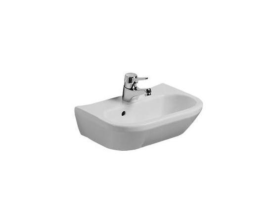 Laufen Handwaschbecken OBJECT 35x27cm mit Hahnloch weiss