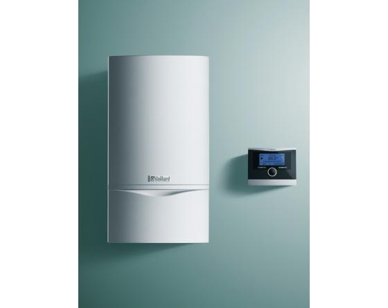 Vaillant atmoTEC exclusiv VC AT 104/4-5A 10 kW H Gas Wandheizgerät Kamin