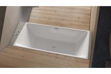 Bette Rechteck-Badewanne Loft 190x90x42cm weiß 3173-000
