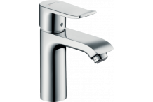Hansgrohe Passion Waschtischarmatur 128mm, mit Ablaufgarnitur, Chrom BPPAARHWT1