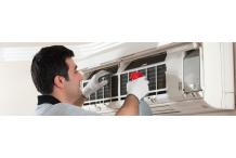Inbetriebnahme Daikin Multisplit - Klimageräte