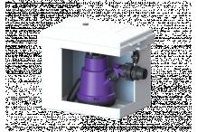 Kessel AG KESSEL-Schmutzwasser-Hebeanlage Minilift Kunststoff f. Überflurinstallation 28560