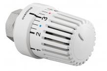Oventrop Thermostat Uni LH, mit Fühler mit Nullstellung, Ausführung: weiß 1011465