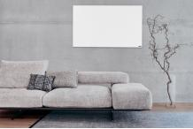 Redwell WE-Line, WE600, 630W, Weiß 1006x606x18mm, Wand- u. Deckenmontage W0600WHI0EU