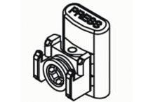 Artweger Baseline Ersatzteil Rollenträgerset RD GZ101