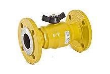 Schuck Gas-Kugelhahn Typ SKFGT sSKFGTN025