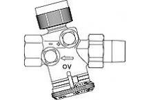 Oventrop Cocon QTZ Regulierventil PN16, DN20 1145506