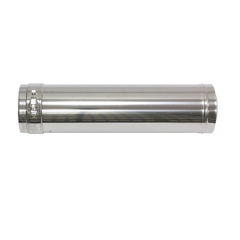 Vaillant Verlängerung 0,5m 80/125mm für Fassandenverlegung konzentrisch PP/Edelstahl 0020042753
