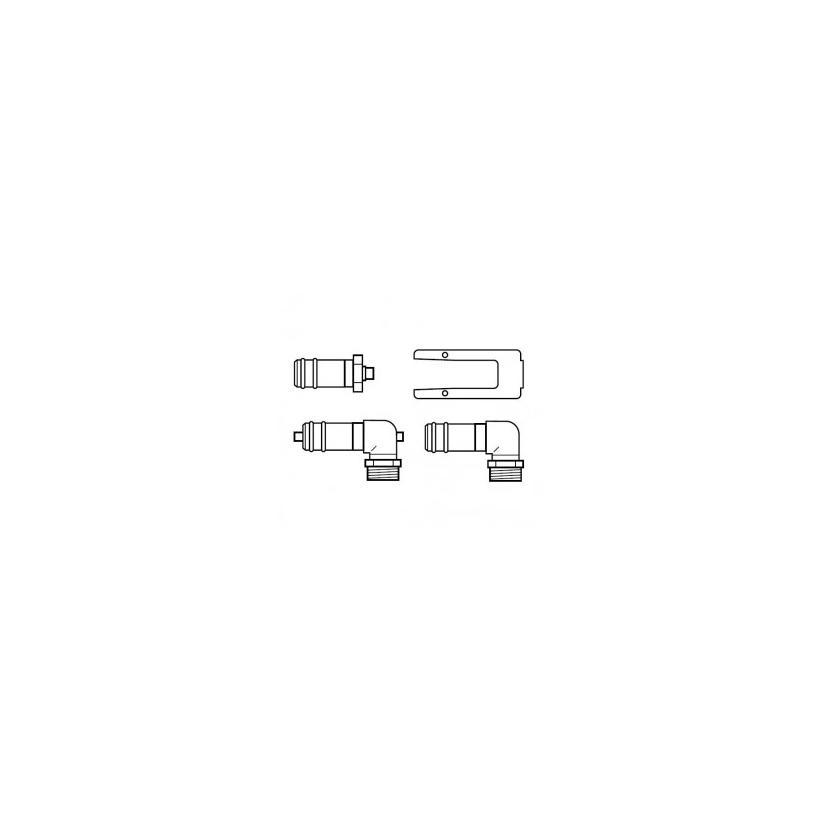Vaillant Anschlußset VFK Grundmodul für Indachmontage 0020065265