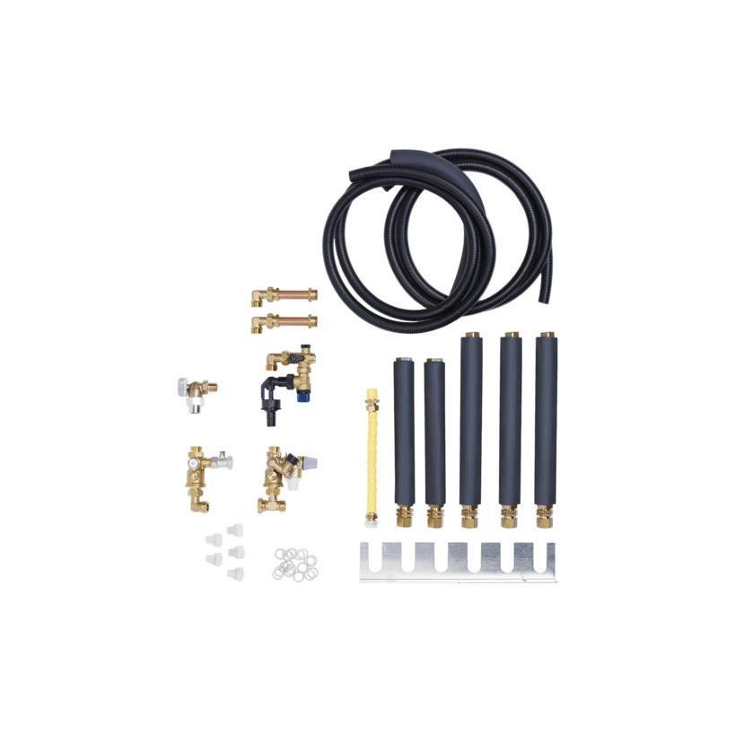 Vaillant Anschlusskonsole Kompaktgeräte an bauseitiger Verrohrung 0020170491