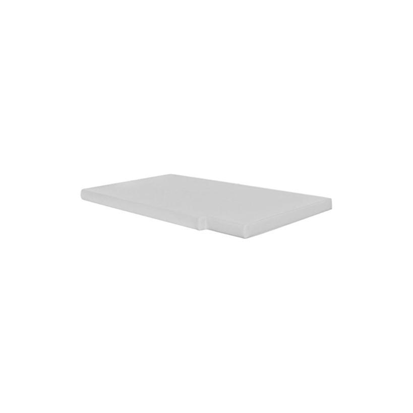 Duravit Wannenauflage 700x395mm, weiß ,mit Durchführung f.Brauseschlauch, 2 St 791862000000000