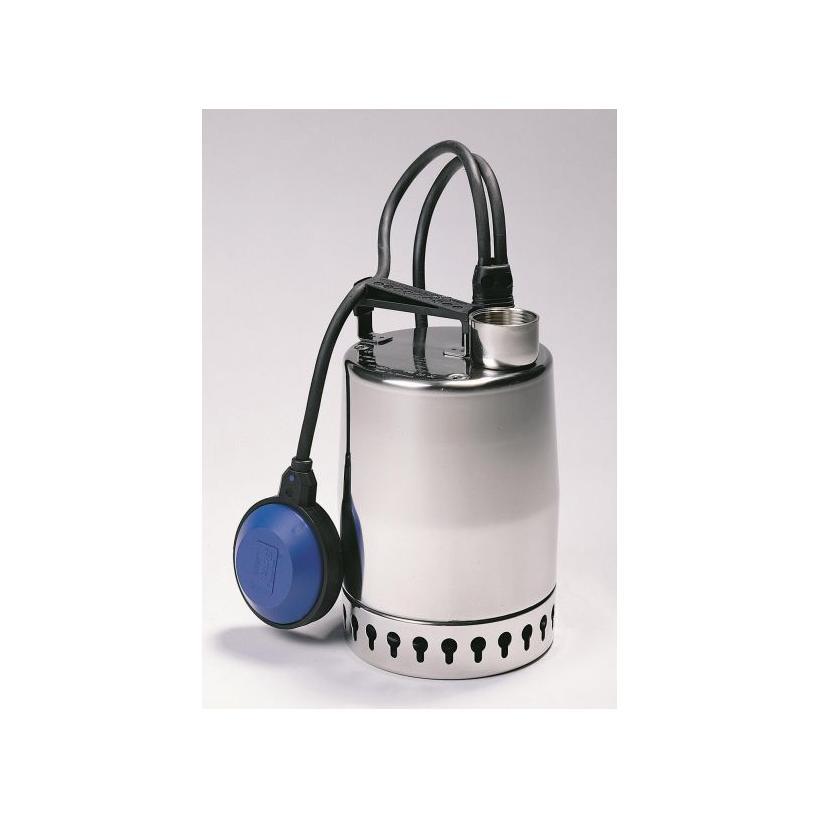 Grundfos Kellerentwässerungspumpe mit Schwimmerschalter 013N1800