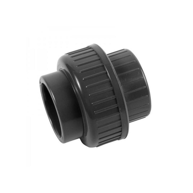 GF Rohr vormals JRG GF721510106 PVC-U Verschraubung d 20 PN16, metrisch 721510106