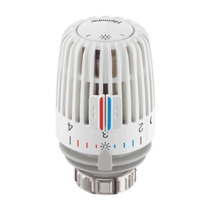 Imi Hydronics Heimeier Thermostatkopf - K mit Fühler mit Nullstellung 700000.500