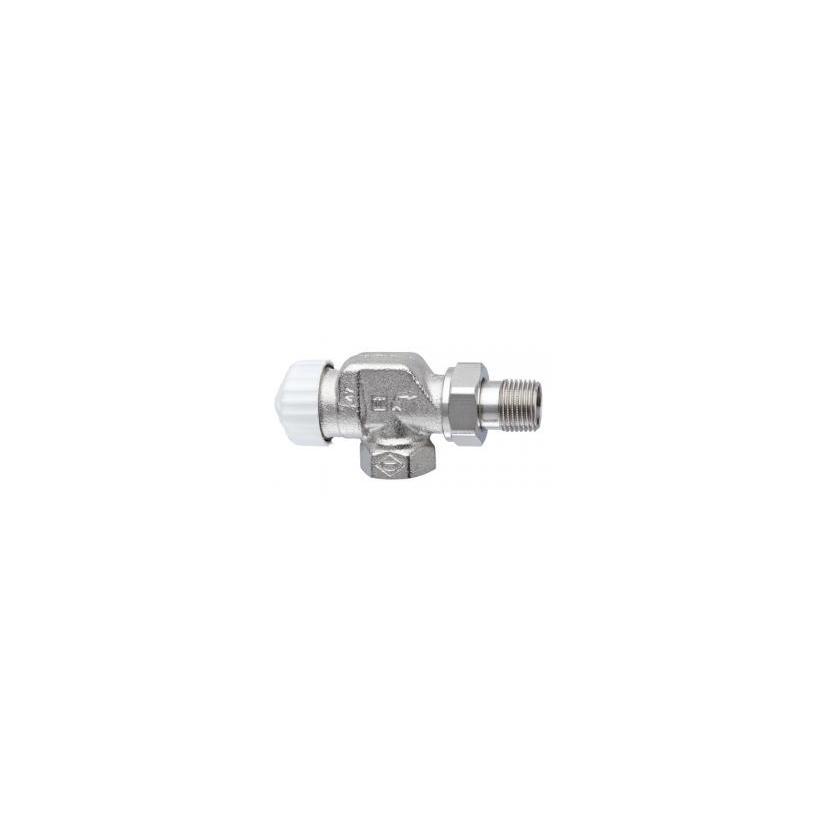 "Imi Hydronics Heimeier Thermostat-Ventilunterteil V-Exact II Axial,  1/2"" 371002.000"