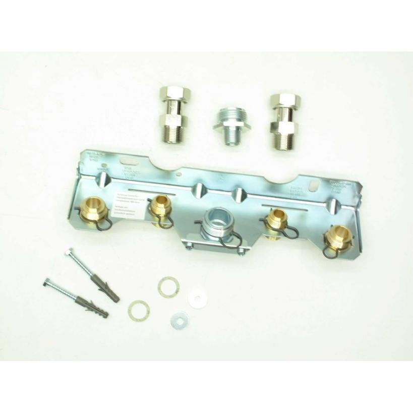 Bosch / Junkers IW-MV-1 Montageanschlussplatte   7738112657