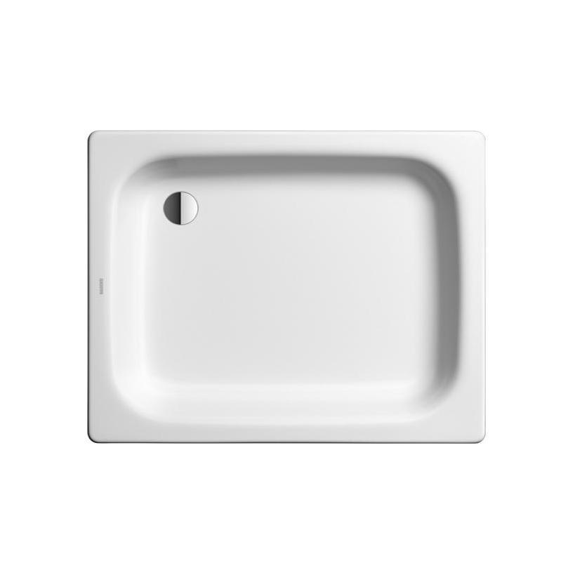 Kaldewei Sanidusch Brausetasse weiß 75x90x14 331600010001