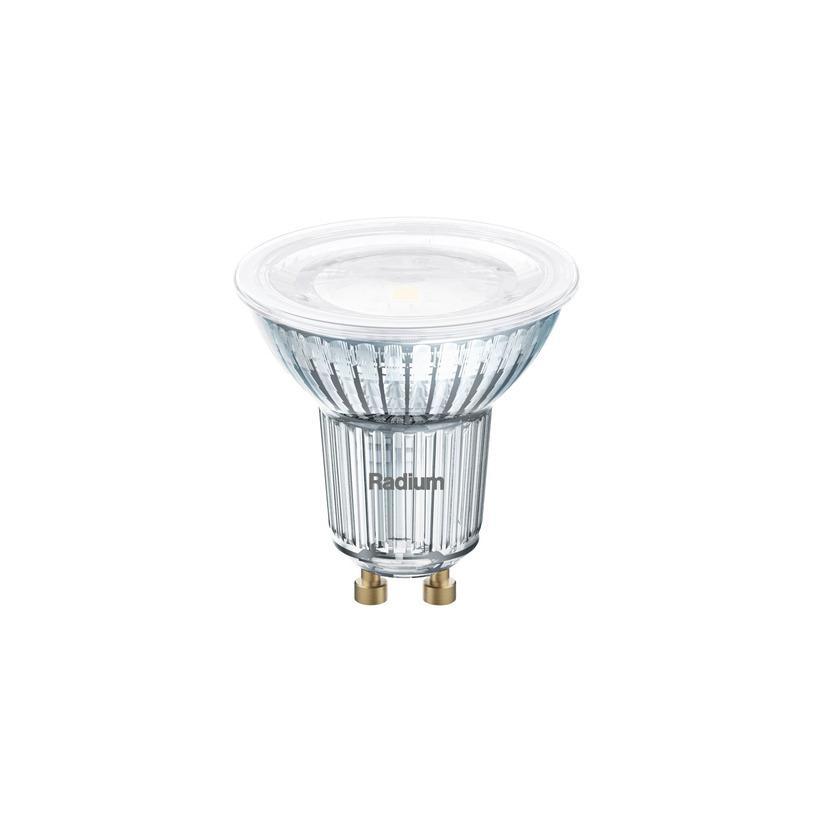 LED Reflektorlampe Ø51mm, 230V, dimmbar GU10, 575lm, 2700K, 120° 43519199