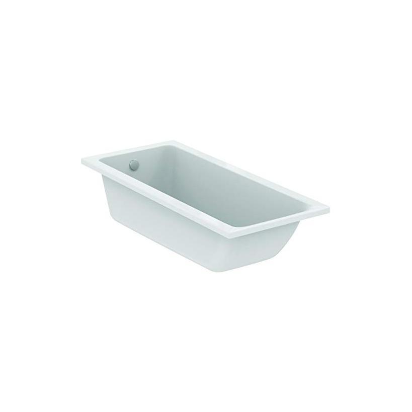 Ideal-Standard/Comfort Id.St. Passion Acryl Wanne Körperform 170x75cm, weiß ohne Füße E106401