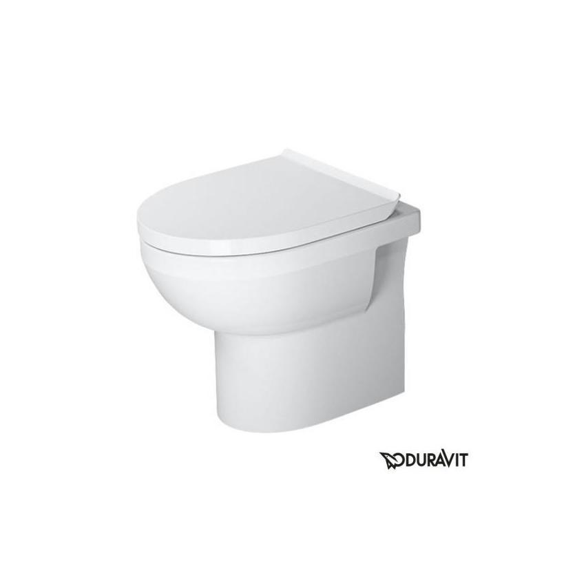 Set bodenstehend DuraStyle Basic Weiß 510x386x465 mm DUR41840900A1