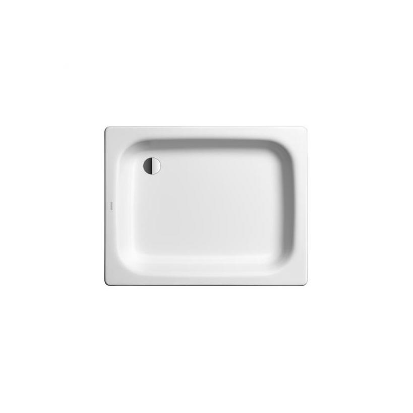 Kaldewei Sanidusch-Duschwanne 539 70x90x14cm 3.5mm o.F.weiss 447900010001