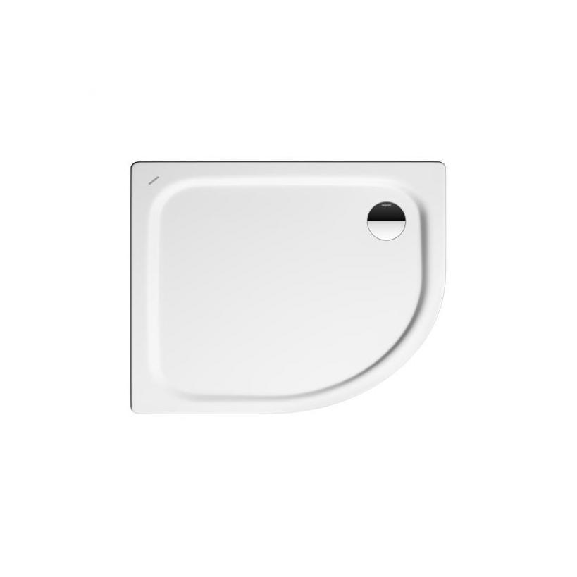 Kaldewei Zirkon Brausetasse 80x100x3,5cm, weiß 456700010001
