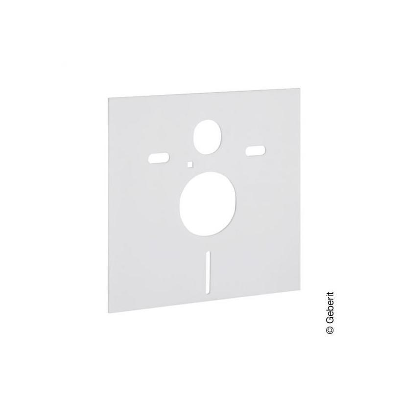 Geberit Schallschutz-Set für Wandklosett 156050001