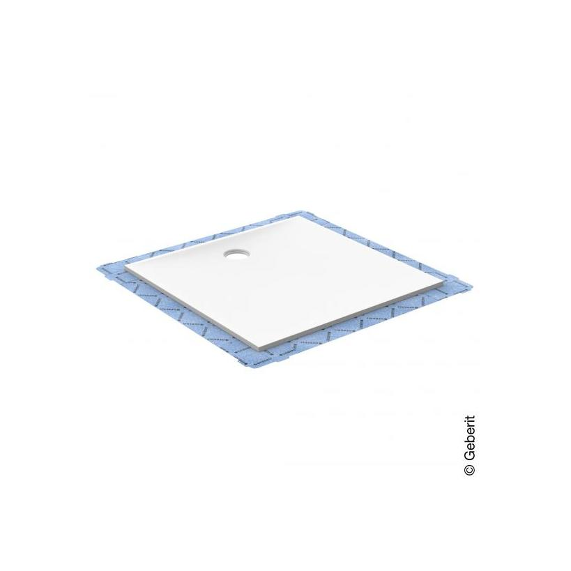 Geberit GE Duschfläche Setaplano B100xL140 154284 154284111