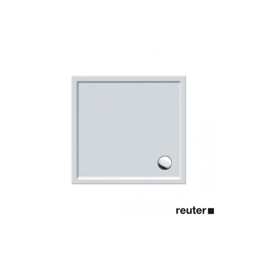 Duravit Starck Slimline Duschwanne 900x900x45mm, weiß 720115000000000