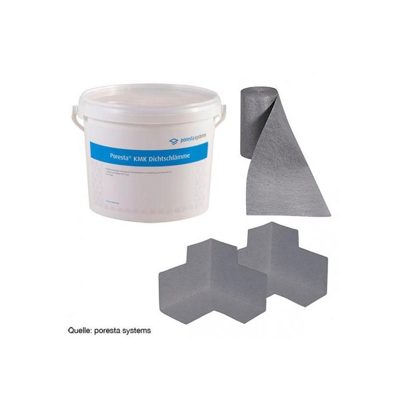 Poresta-BF KMK Abdichtsystem im Set 18200258