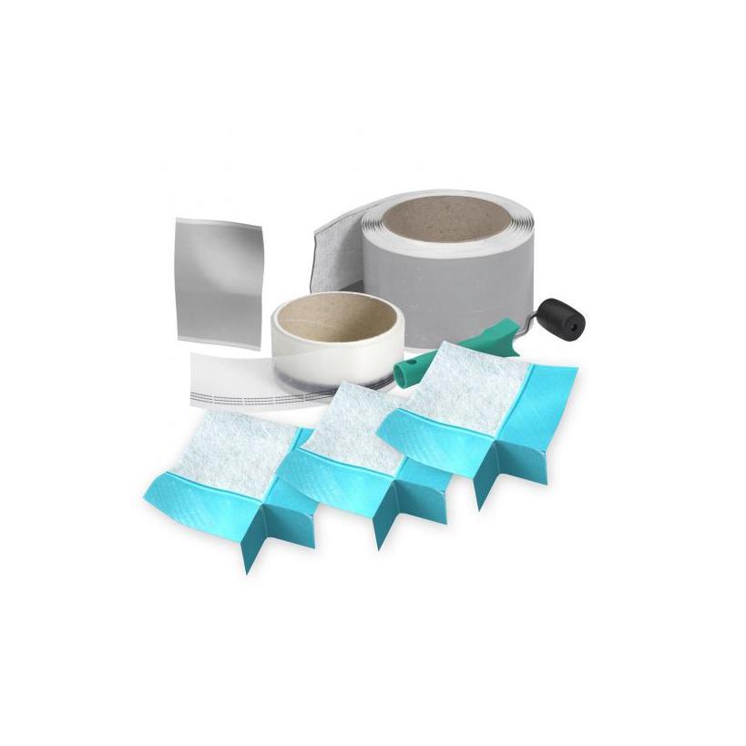 Mepa-Pauli und Menden Mepa Aquaproof 3D Typ 1 Wannendichtband 5,0 m 180046