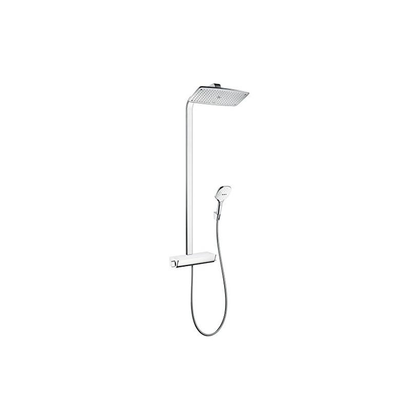 Hansgrohe HG Showerpipe Raindance Select we./chrom m.Kopfbrause Raindance E Air 1jet 360mm 27112400