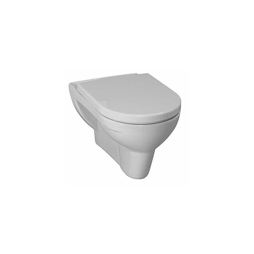 Laufen Pro Wand-WC Flachspüler weiß 8209510000001