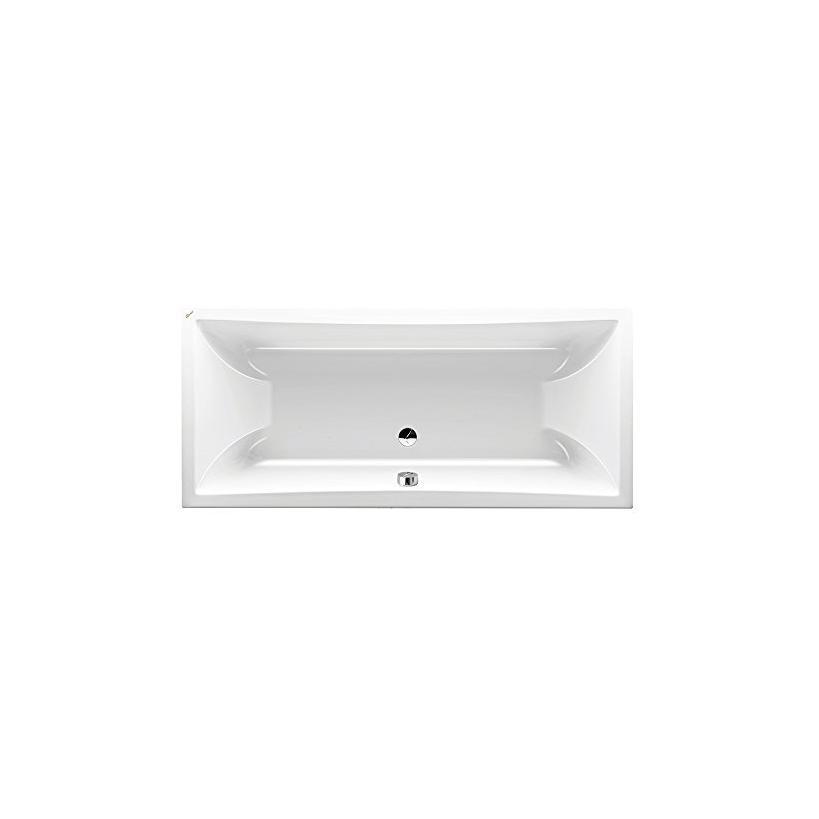 Polypex Grande 1800 Badewanne 180/80/43cm weiß 16421
