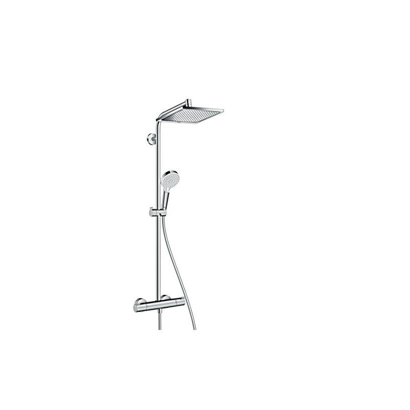 Hansgrohe HG Showerpipe Crometta E 240 EcoSmart chrom 27281000