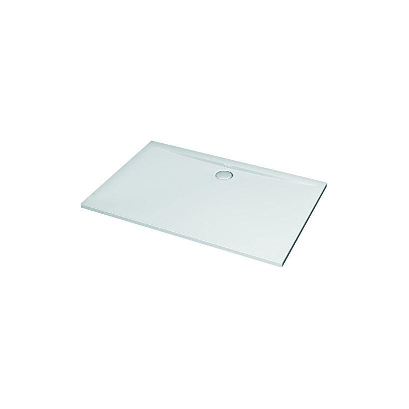 Ideal-Standard/Comfort Ultra Flat Rechteck Brausewanne K518501 140x80x4,5cm weiß K518501