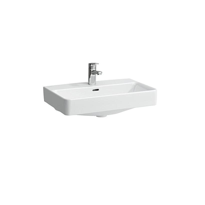 Laufen Pro S Handwaschbecken 1 HL m.ÜL 450x340 weiß 8159610001041
