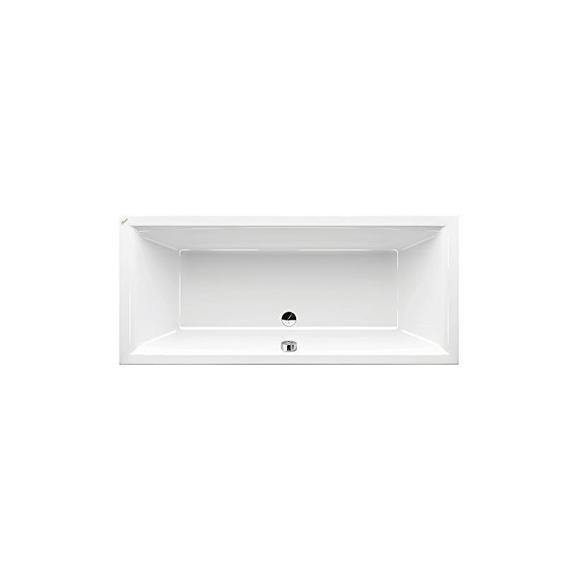 Polypex Siena 1700 Badewanne 170/75/43cm weiß 15721
