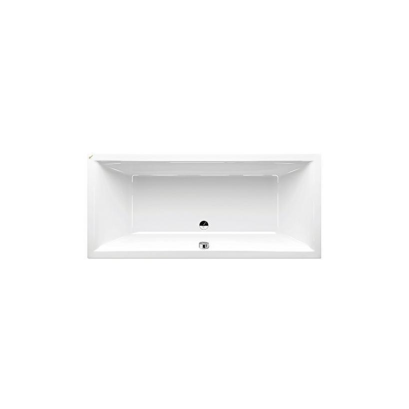 Polypex Siena 1900 Badewanne 190/85/44cm weiß 14721