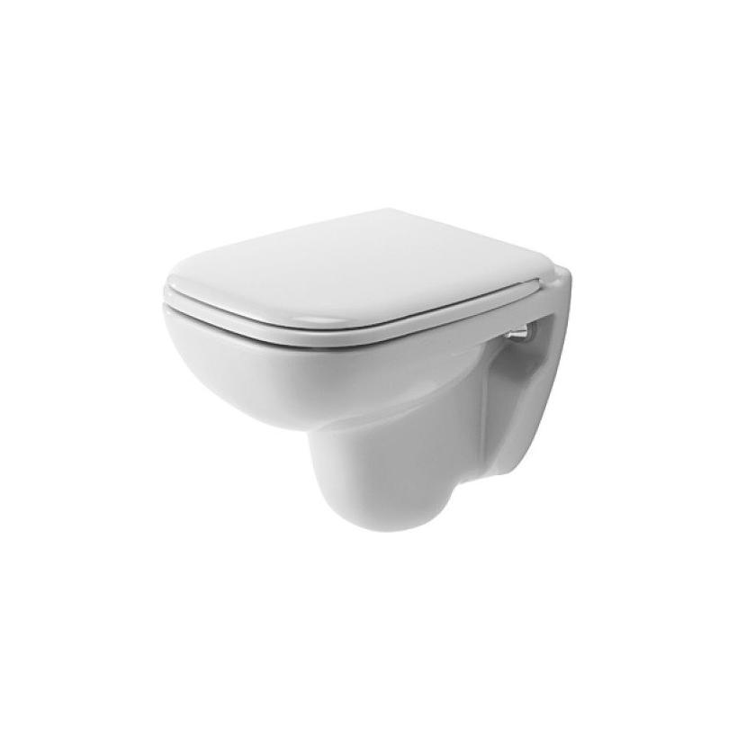 Duravit Wand-WC 480mm D-Code Compact Weiß Tiefspüler 22110900002