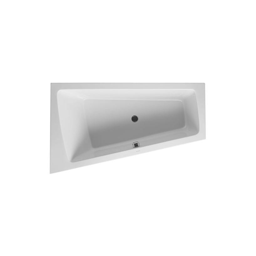 Eck-Badewanne Paiova Weiß 1700x1000 mm DUR700212000000000