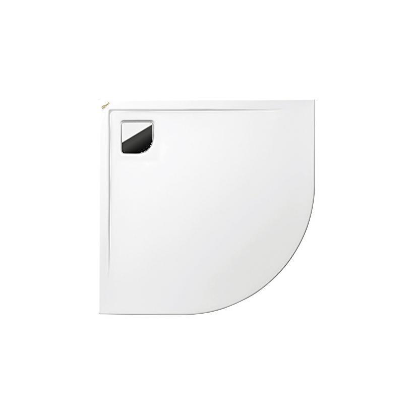 Polypex-Brausewanne Rondo 90x90cm weiss 48721