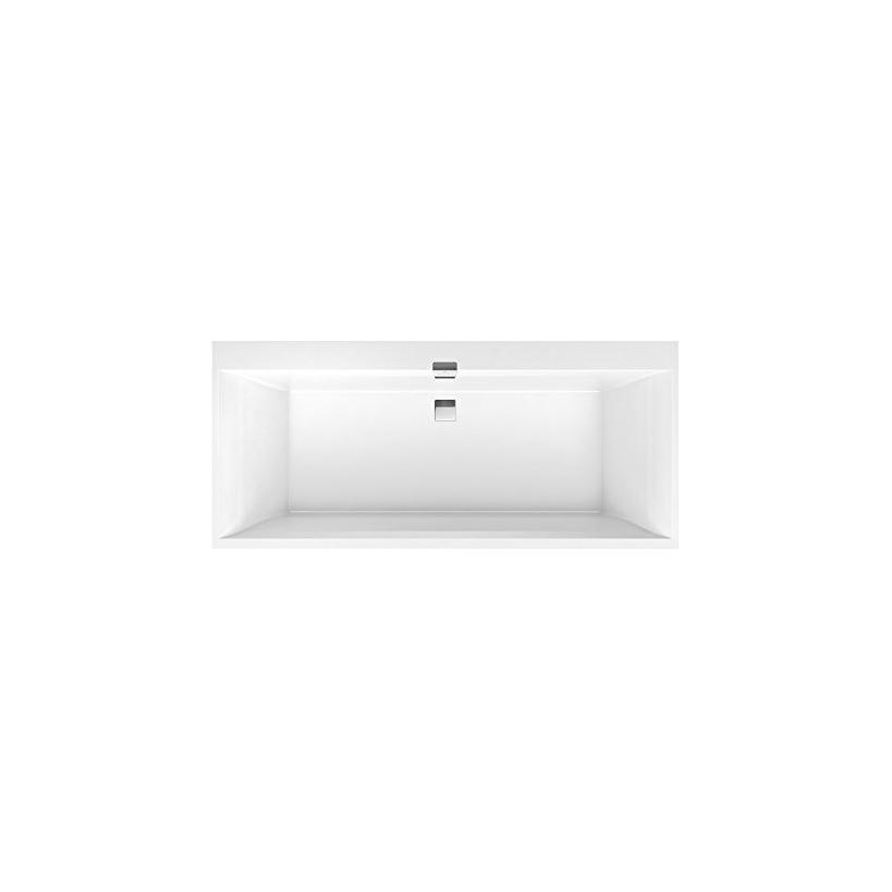 Villeroy & Boch V&B Squaro Edge 12 Rechteck Badewanne 180x80cm UBQ180SQE2DV-01