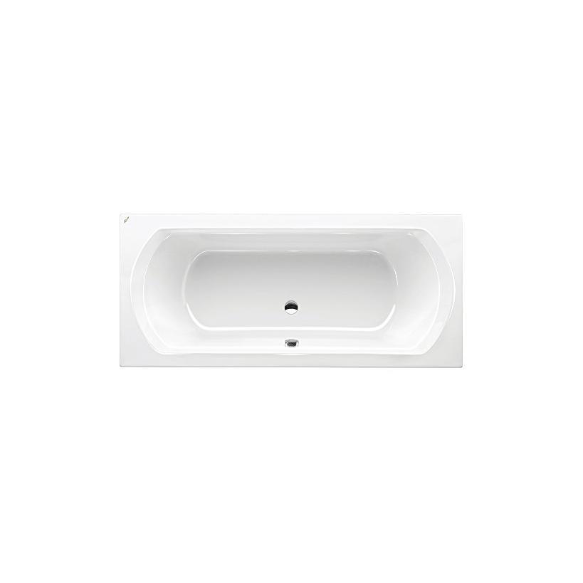 Polypex Venedig Badewanne 180/80/43cm weiß 11521