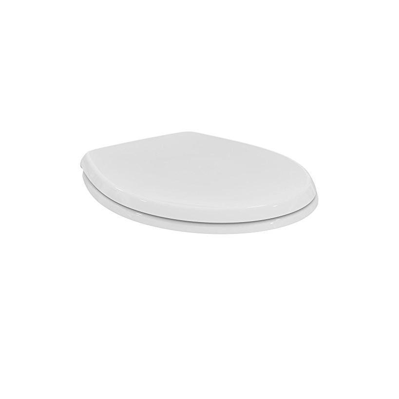Ideal-Standard/Comfort Id.St. Eurovit WC-Sitz weiß W302601
