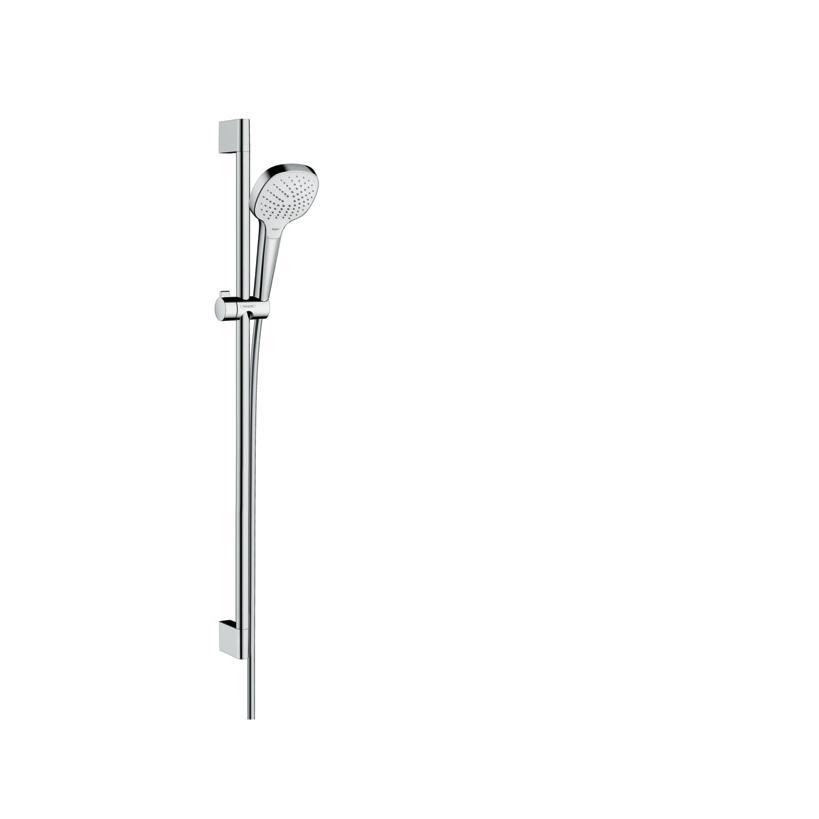 Hansgrohe HG Brausenset Croma Select E Vario/Unica weiß/chrom 26592400