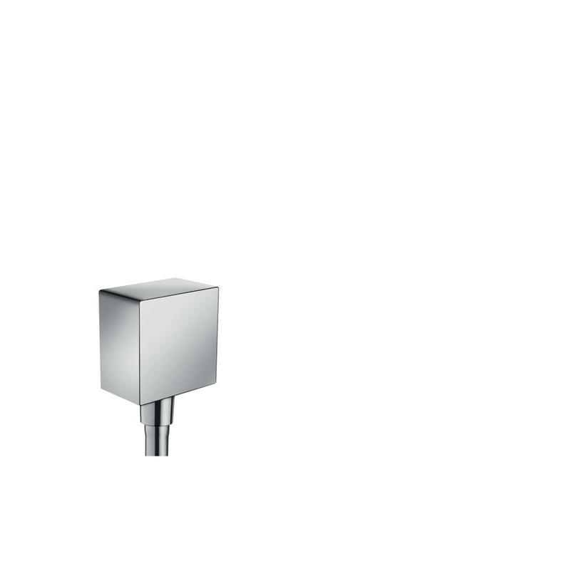 Hansgrohe Schlauchanschluss DN15 Fixfit Square 26455000