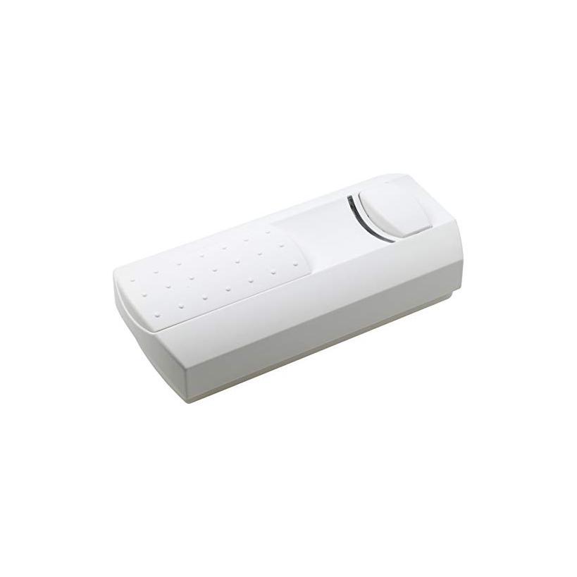 Ehmann LED Schnurdimmer Fußbetätigung 3-160W weiß