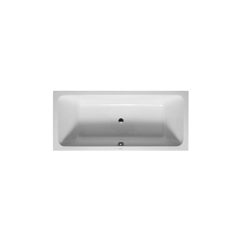 Rechteck-Badewanne D-Code Weiß 1800x800 mm DUR700101000000000
