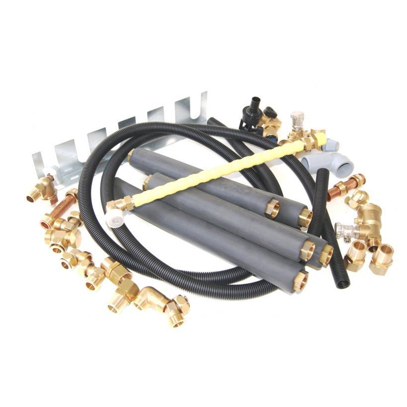 Vaillant Anschlusskonsole Kompaktgeräte f. flexiblen Anschluss nach oben/unten 0020170496